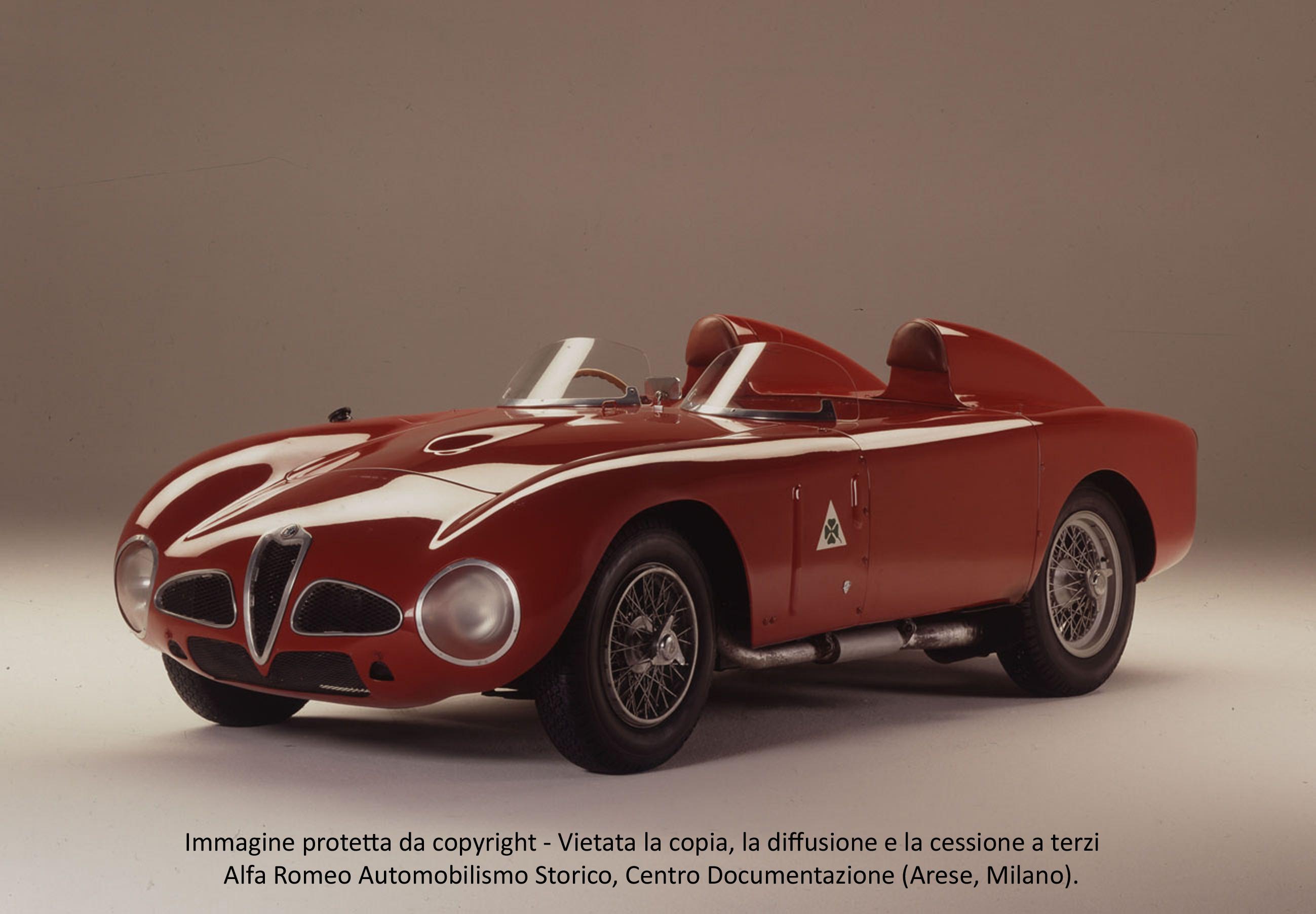 Un Disco Volante Dal Passato Storia Dell Alfa Romeo C52