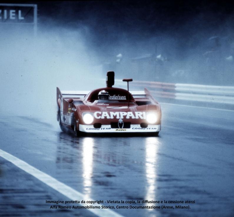 33 TT 12 1000 km Zeltweg 1975 Bell (Pescarolo) 33 TT 12