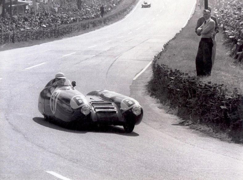 La Bisiluro in gara a Le Mans - ArchivioMuseoScienza - Vietata la duplicazione