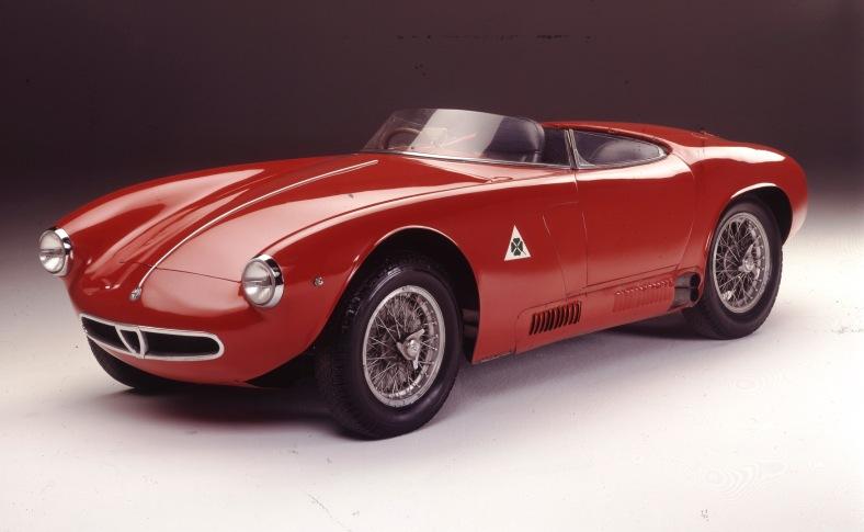 Alfa Romeo 1900 Sport Spider 1954
