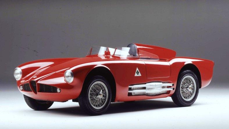 Alfa Romeo 750 Competizione - 1955