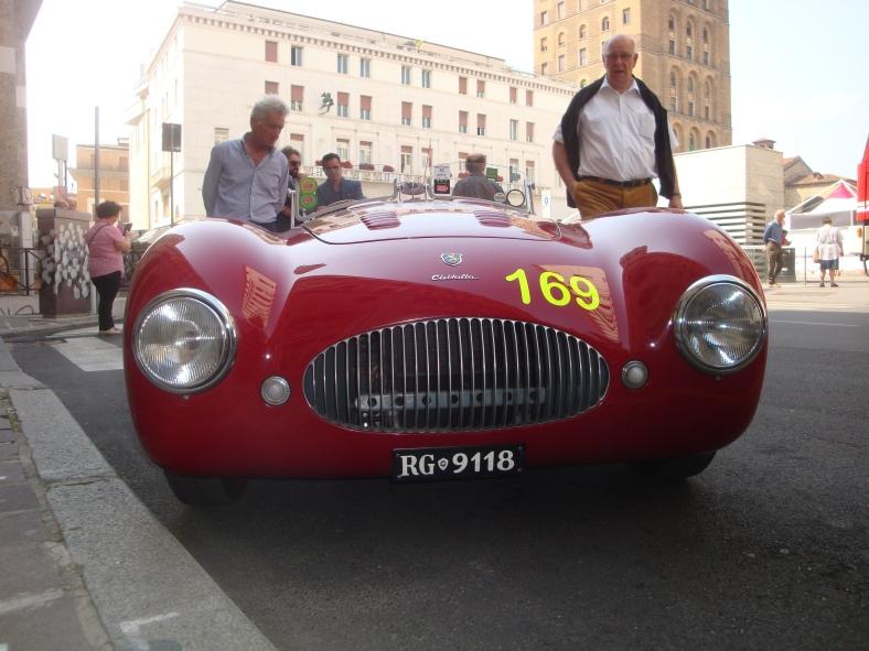 Cisitalia 220 SMM Spider - 1948