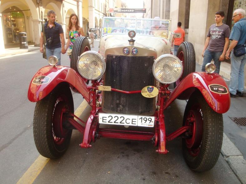 Alfa Romeo RL Super Sport Torpedo - 1925