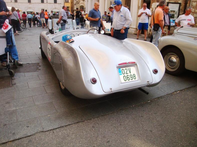 Cisitalia - 202 SMM Spider - 1948
