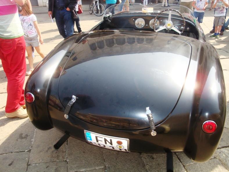 Ferrari 225 S Spider Vignale - 1952
