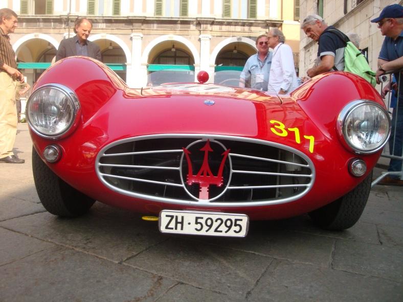Maserati A6 GCS/53 Fantuzzi - 1954