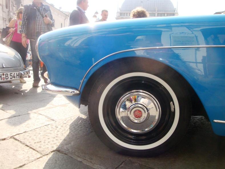 FIAT 1100/103 TV Boano Coupé - 1956