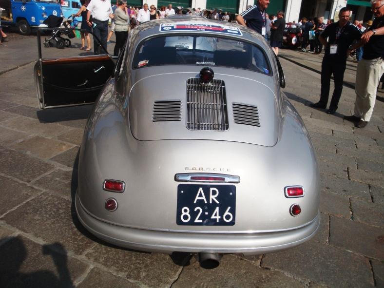 Porsche 356 1500 Coupé - 1952