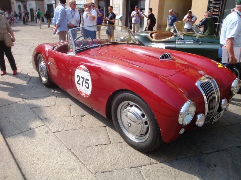 Frazer-Nash Mille Miglia - 1953