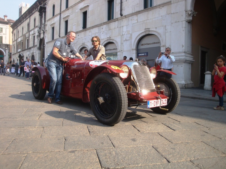 Maserati Tipo 26M Sport - 1930