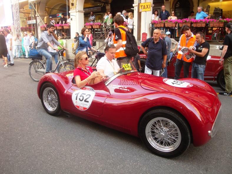 Zanussi - FIAT 500 sport - 1947