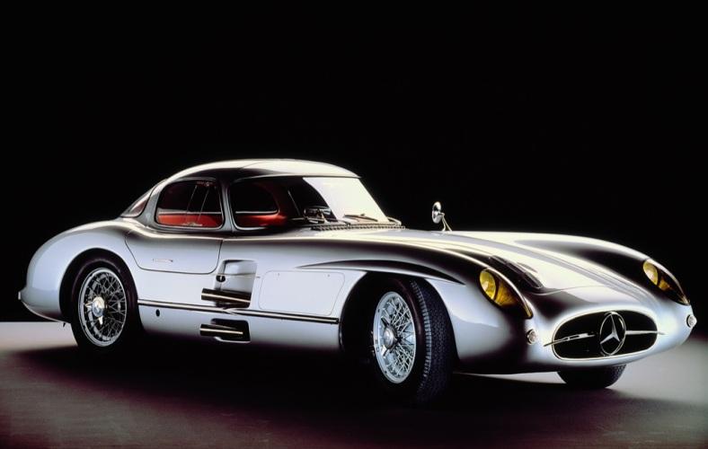 Mercedes-Benz Renn sport prototyp 300 SLR Uhlenhaut-Coupé (W196 S)