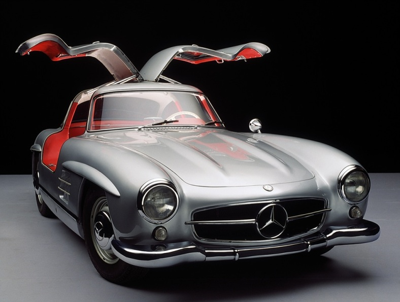 Mercedes-Benz 300 SL Coupé, series W198 1954