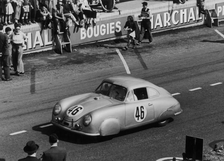 356 SL Coupé in alluminio - 1951
